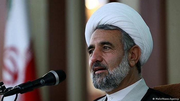 Iran Modjtaba Zolnour Vorsitzende der Atom-Kommission des iranischen Parlaments