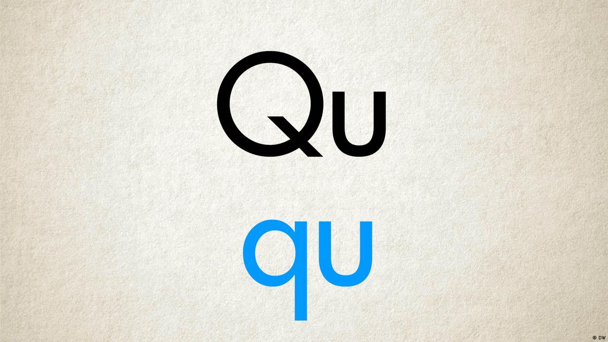 qu qu abc learn the alphabet dw learn german
