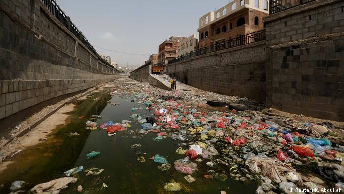 Jemen Cholera-Ausbruch (Reuters/K. Abdullah)