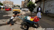 Jemen Cholera-Ausbruch