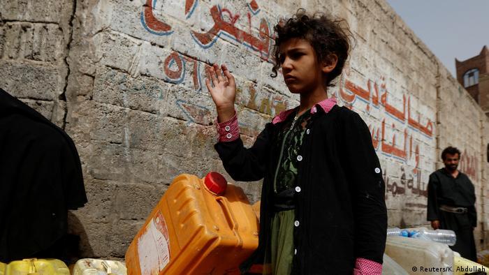 Jemen Cholera-Ausbruch (Reuters / K. Abdullah)