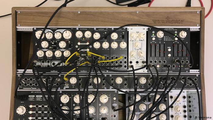 Eurorack Synthesizer module der Firma Vermona