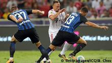 International Champions Cup ICC Singapore - Bayern v FC Internzionale