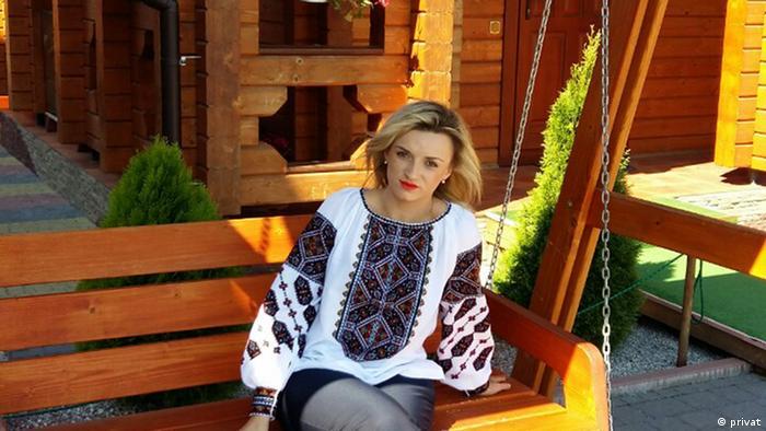 Мар'яна Масляк (26 років), Перевозець, Івано-Франківська область