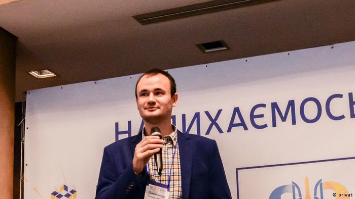 Олександр Топорівський (27 років), Благодатне, Волинська область
