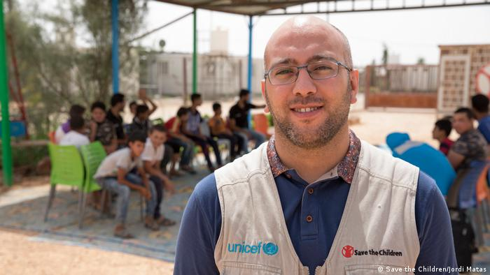 Jordanien Kinder im Zaatari Flüchtlingslager (Save the Children/Jordi Matas)
