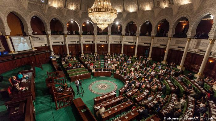 Parlament in Tunis (picture-alliance/AA/A. Landoulsi)