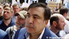 Ukraine Michail Saakaschwili Entzug der Staatsbürgerschaft