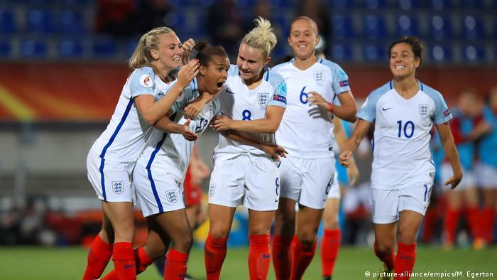 UEFA Fußball Frauen Euro 2017   Portugal - England