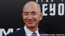 Amazon Gründer und CEO Jeff Bezos