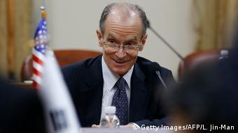 USA Daniel Fried, ehemaliger Diplomat (Getty Images/AFP/L. Jin-Man)