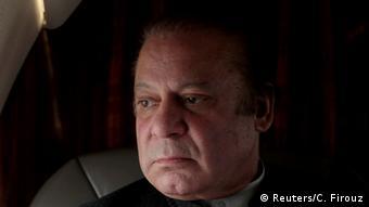 Pakistan Premierminister Nawaz Sharif (Reuters/C. Firouz)
