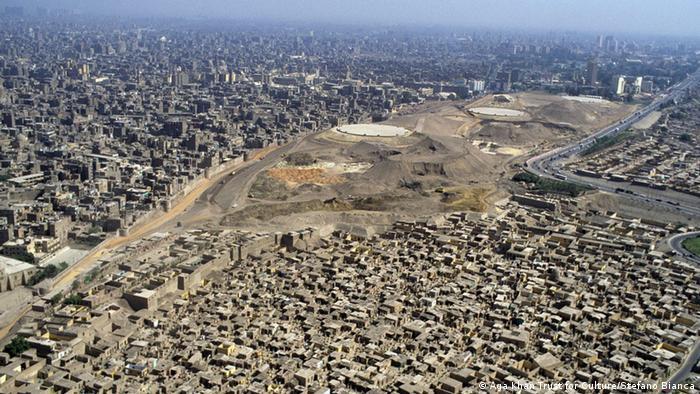 Ägypten Al Azhar Park in Kairo (2000) (Aga Khan Trust for Culture/Stefano Bianca)