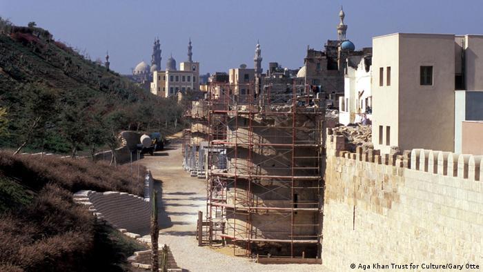 Ägypten Al Azhar Park in Kairo (Aga Khan Trust for Culture/Gary Otte)