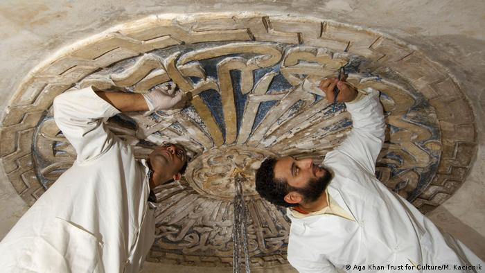 Ägypten Al Azhar Park in Kairo (Aga Khan Trust for Culture/M. Kacicnik)