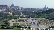Ägypten Al Azhar Park in Kairo (Aga Khan Trust for Culture/Gary Otte)