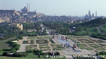 Al Azhar Park in Cairo (Aga Khan Trust for Culture/Gary Otte)