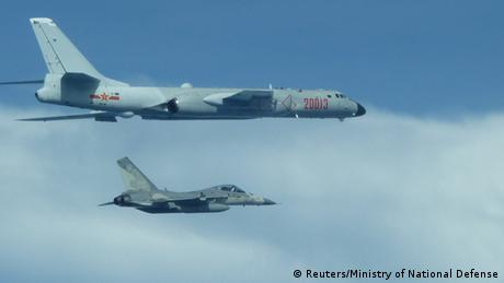China Taiwan Luftwaffe (Reuters/Ministry of National Defense)