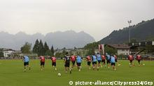 Trainingslager 1. FC Köln in Kitzbühel 2016