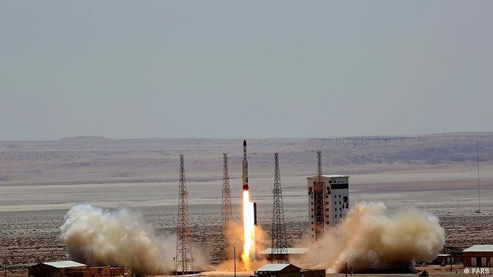 Iran Space Zentrum (FARS)