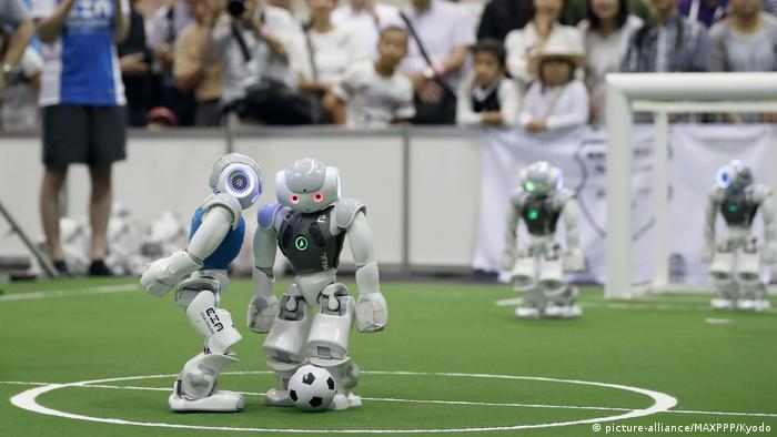 Japan RoboCup 2017 in Nagoya (picture-alliance/MAXPPP/Kyodo)