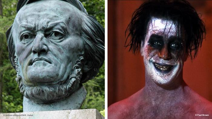 Richard Wagner and Rammstein