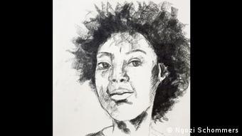 Self-portrait, Ngozi Schommers, 2017 (Ngozi Schommers)