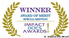 Logo Impacts Doc Award - Special Mention ( Impacts Doc Award)