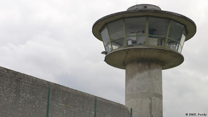 Belgian prison Lantin is known for human rights violations