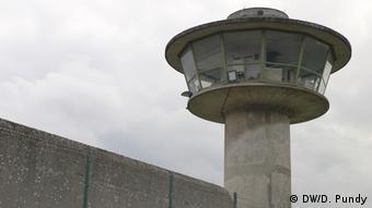 Οι φυλακές Λαντέν έξω από τη Λιέγη