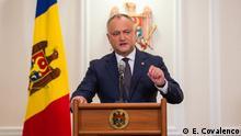 Igor Dodon - moldauischer Präsident