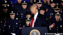Trump ermuntert Polizisten zu mehr Gewalt