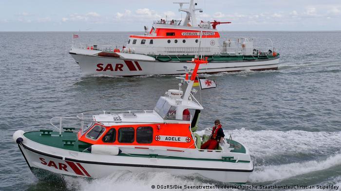 Deutsche Gesellschaft zur Rettung Schiffbrüchiger (DGzRS)