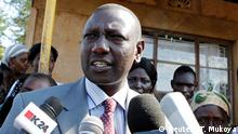 Kenia Eldoret - Deputy President William Ruto