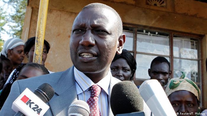 Kenia Eldoret - Deputy President William Ruto
