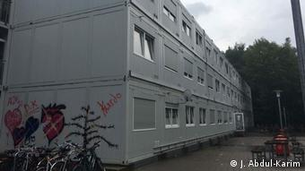 Refugee home Germany