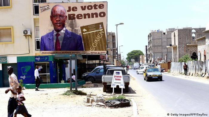 Senegal Wahlen 2017 (Getty Images/AFP/Seyllou)
