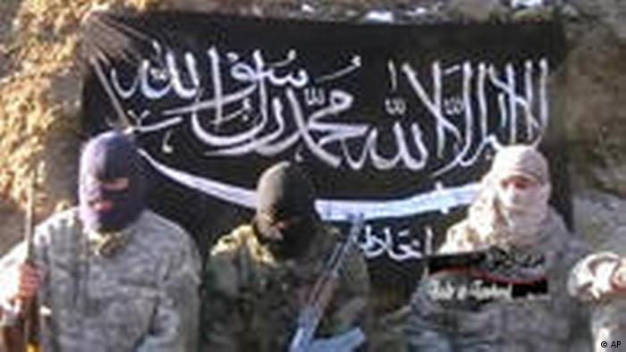 El Kaida Terrorismus Afghanistan