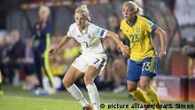 Fussball Europameisterschaft der Frauen 2017/ GER - SWE 0:0