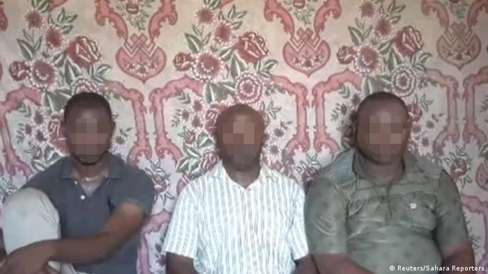 Nigeria Arbeiter einer Ölfirma durch Boko Haram entführt (Reuters/Sahara Reporters)