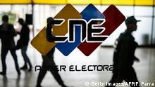 Der Oberste Wahlrat (CNE) muss den Wahltermin festlegen (Archivbild)
