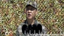China Militärparade Xi Jinping