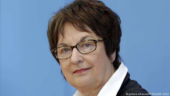 Brigitte Zypries (picture-alliance/AP Photo/M. Sohn)