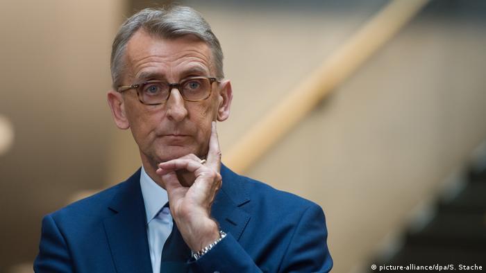Armin Schuster - Mitglied des Parlamentarischen Kontrollgremiums