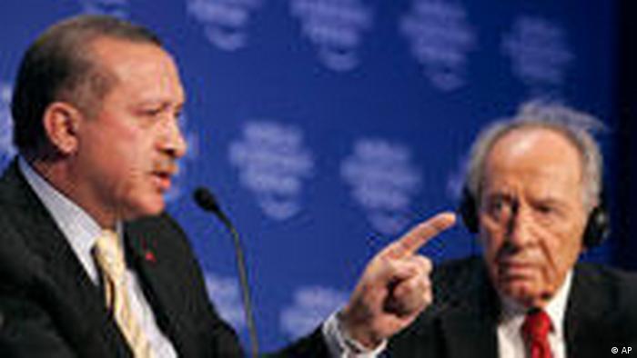 Erdogan in Davos