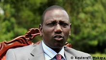 Kenia Präsident William Ruto (Reuters/T. Mukoya)