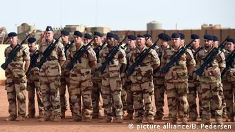 Mali G5-Staaten planen neue Eingreiftruppe in der Sahelzone (picture alliance/B. Pedersen)