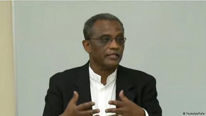 Youtube Screenshot Professor Abdullahi Ahmed An-Na'im (Youtube/Yale)