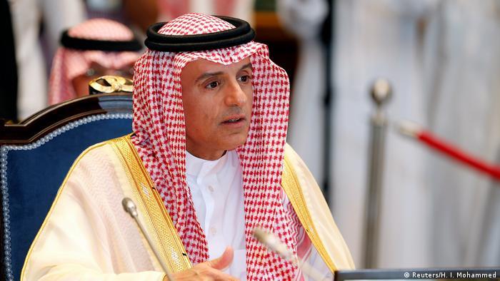 Голова МЗС Саудівської Аравії Адель аль-Джубейр заявив про готовність відправити військових у Сирію
