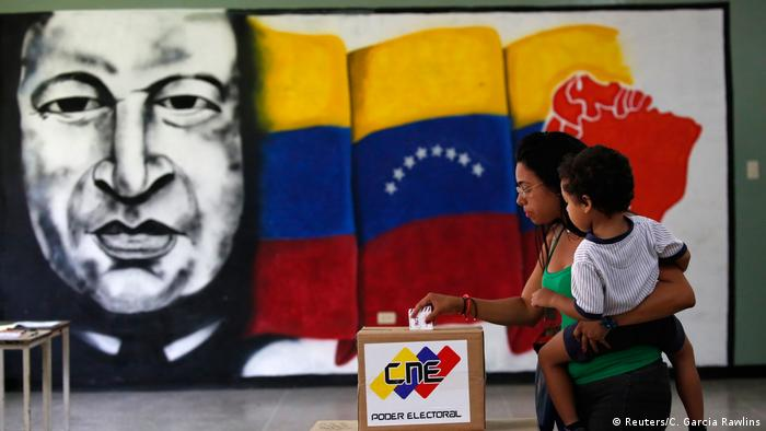 Venezuela's rival camps gear up for high-stakes regional vote